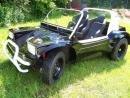 1974 Volkswagen Dune Buggy Rebuild