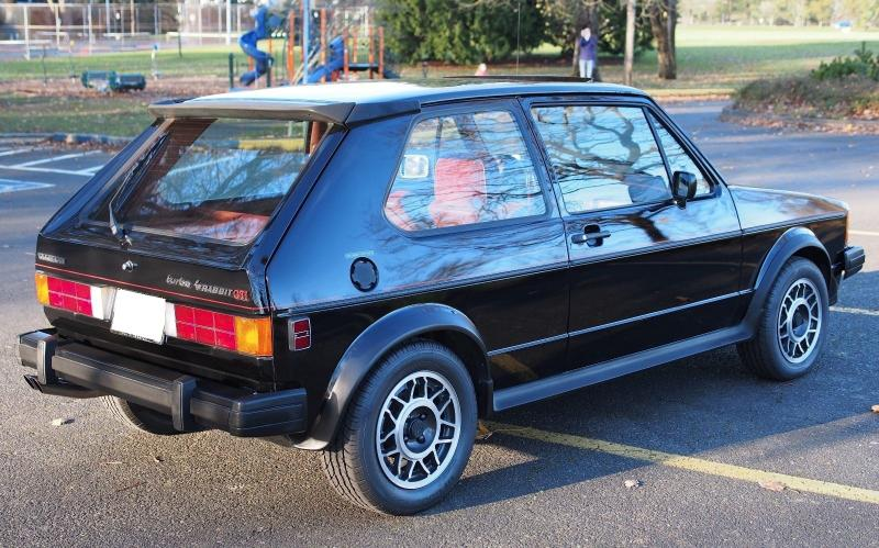 Used Cars In Raleigh Nc >> Cars - 1984 VW Rabbit GTI Callaway Stage II Turbo-20k miles!