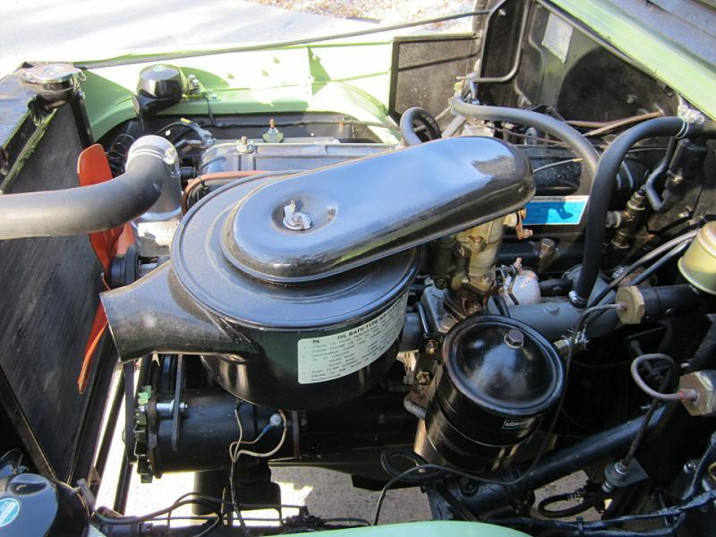 Cars - 1962 Toyota Land Cruiser FJ40