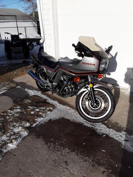 Used Motorcycles Nj >> Motorcycles - 1981 Honda CBX 1000 Super Sport