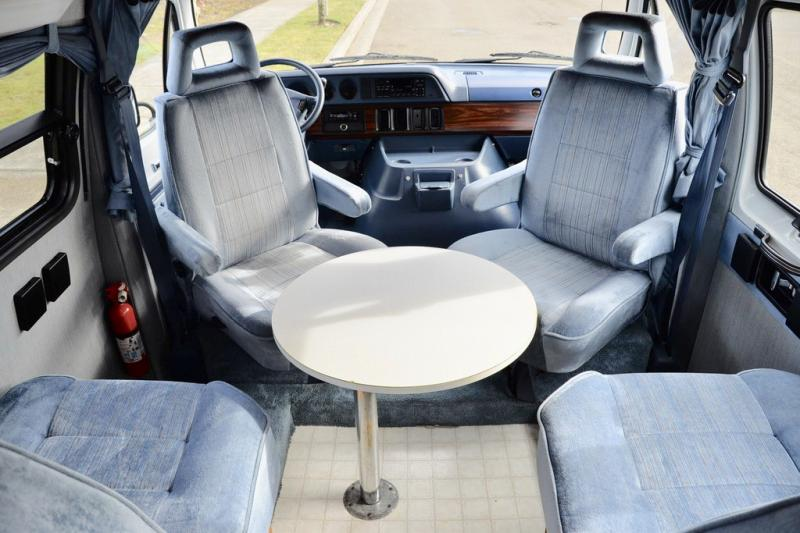 Motorhomes - 1994 Dodge Roadtrek 190 Versatile Class B ...