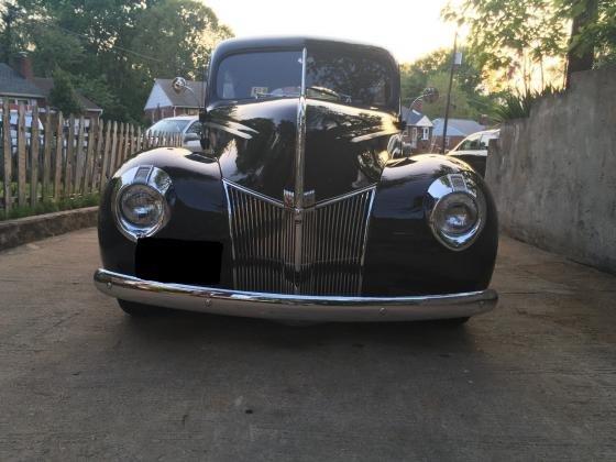 Used Cars Flint Mi >> Cars - 1940 Ford Tudor Standard Chrome Grill