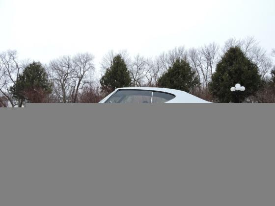 1969 Chevrolet Chevelle SS 350 4bb