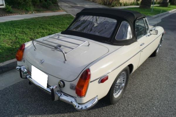 1973 MG MGB Mark III 1800cc Convertible