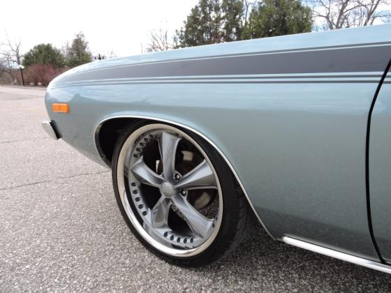 1974 Plymouth Barracuda Cuda 305 H Magnum