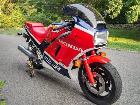 1985 Honda VF1000R Interceptor