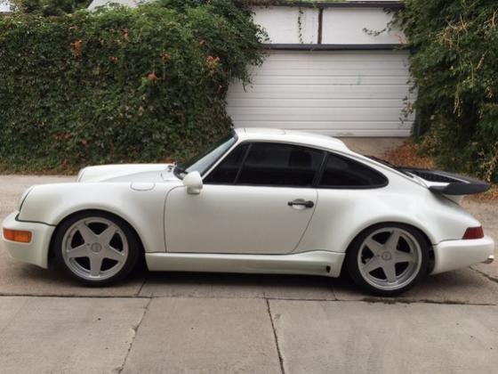 1987 Porsche 911 Carrera 6 Cylinder