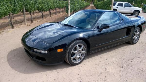 1995 Acura NSX-T Coupe Tan Leather