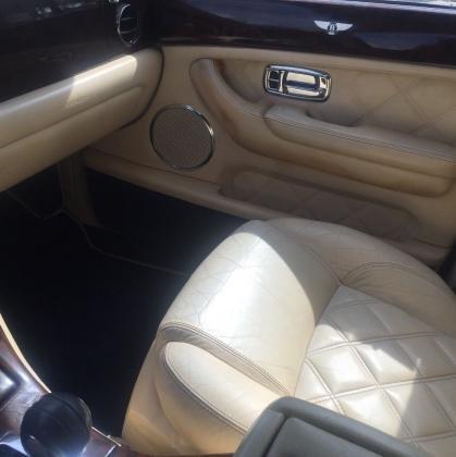 2002 Bentley Arnage T Twin Turbo