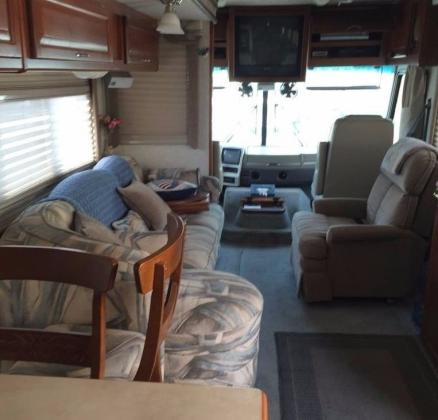 2002 Fleetwood Southwind 37U Class A RV LOW MILES