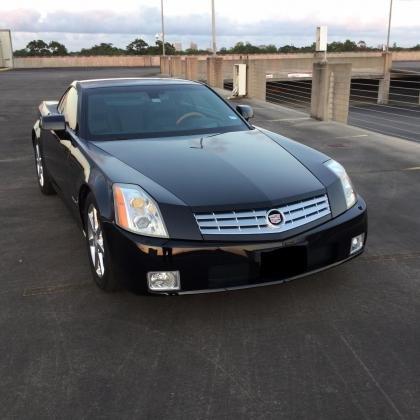 2004 Cadillac XLR Convertible Northstar