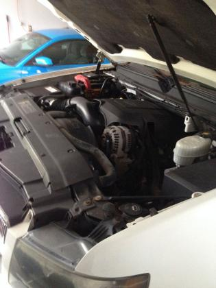 2008 Chevrolet Suburban 2500 4x4