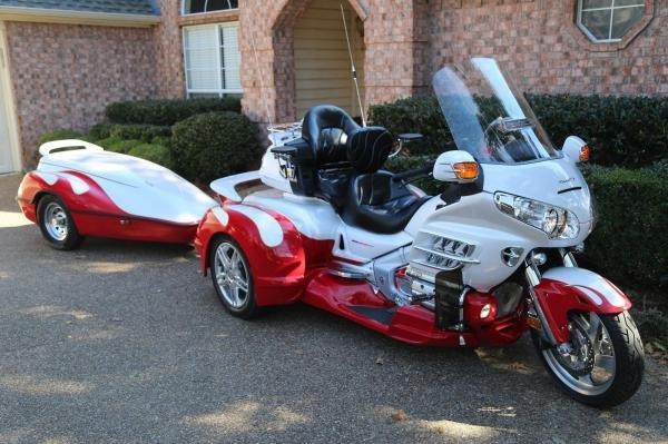 2008 Honda Gold Wing Hannigan Trik