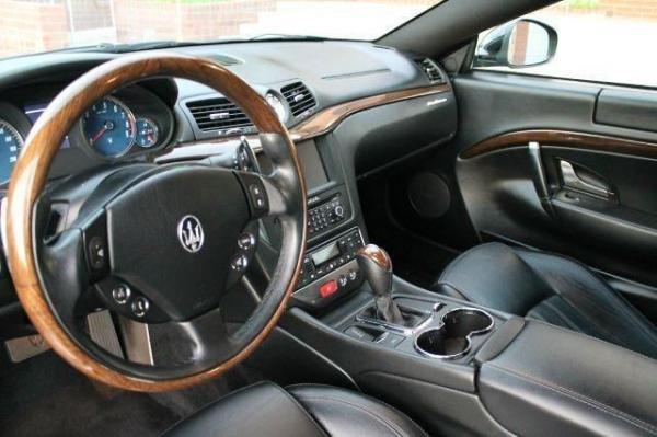 2008 Maserati Gran Turismo Base Coupe 2-Door