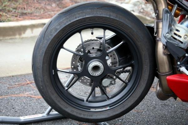 2009 Ducati 1098R Bayliss LE