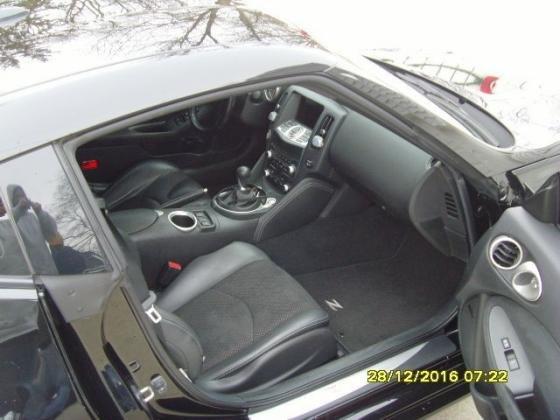 2009 Nissan 370Z SPORT PACKAGE