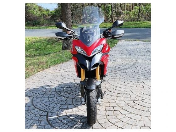 2010 Ducati MULTISTRADA 1200 S TOURING