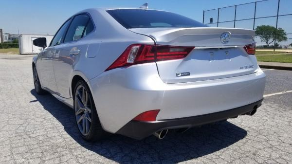 2015 LEXUS IS 350 F-SPORTS