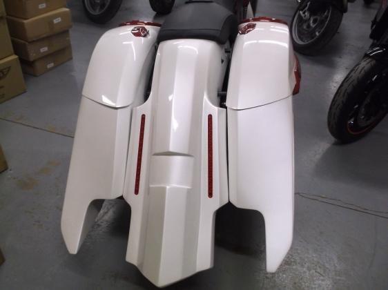 2016 Victory Magnum Custom Bagger