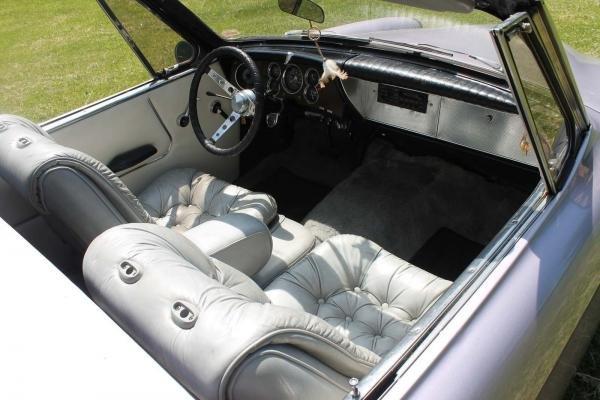 1954 Studebaker Champion Convertible
