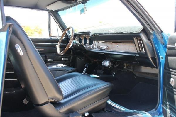 1968 Pontiac GTO HO 400