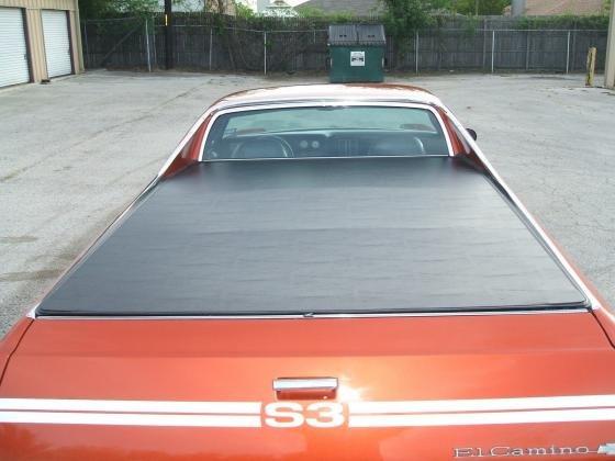 1975 Chevrolet El Camino Zero Rust