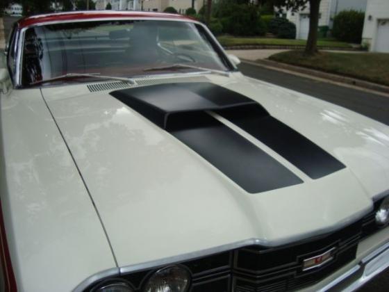 1969 Mercury Montego 302/V8 Engine