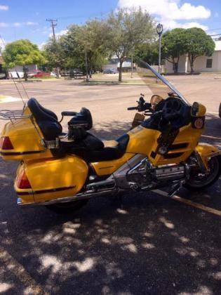 2002 GL 1800 Honda Goldwing
