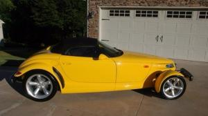 1999 Plymouth Prowler V6 3.5