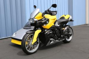 2006 BMW K-Series K1200R with Hannigan Sidecar