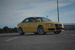 2007 Audi RS4 Sedan 4.2L Premium