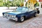 1964 Chrysler Imperial Crown Convertible 413 V8 4bbl
