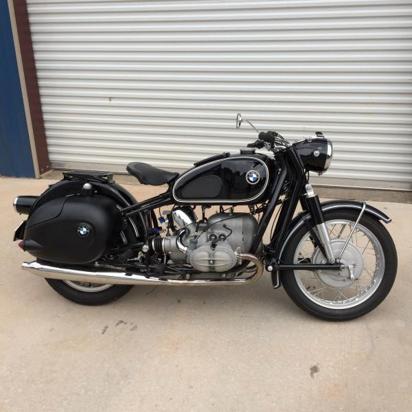 1967 BMW R-Series R69S Very Low Mileage