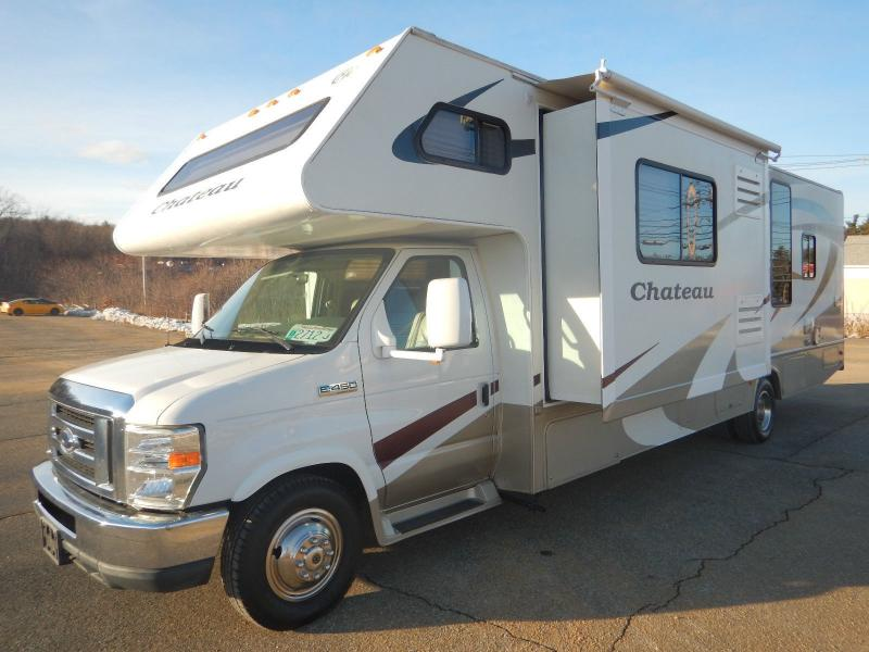 Motorhomes - 2008 Four Winds Chateau 31'6 Class C Motorhome