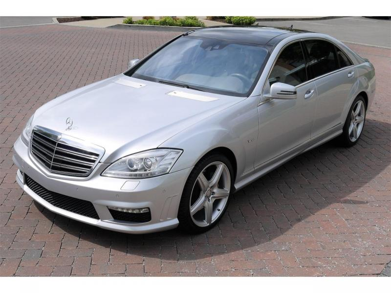 Cars 2010 Mercedes Benz S600 Amg Package