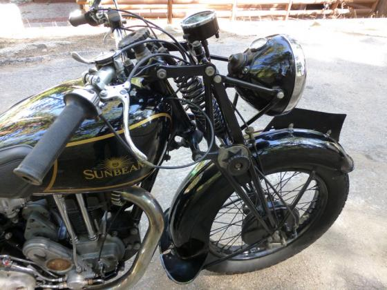 Used Cars For Sale Erie Pa >> Motorcycles - 1936 SUNBEAM MOTORCYCLE MODEL 9 500cc