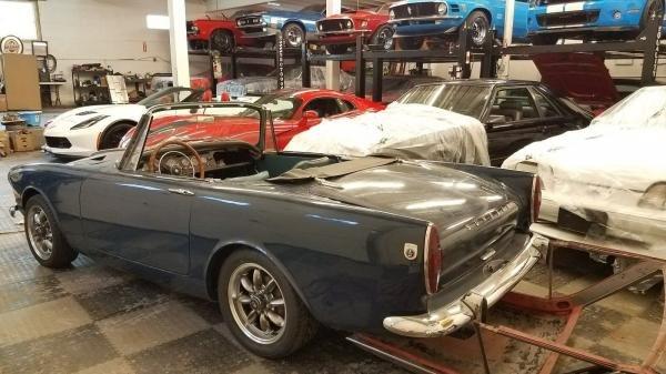Used Cars Waco Tx >> Cars - 1966 Sunbeam Tiger with Boss 302 Motor