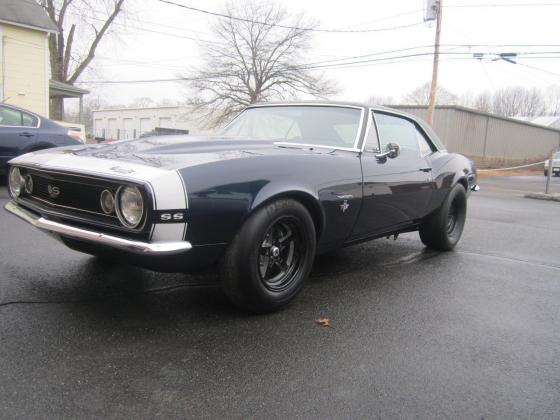 1967 Chevrolet Camaro SS Coupe 427-650HP