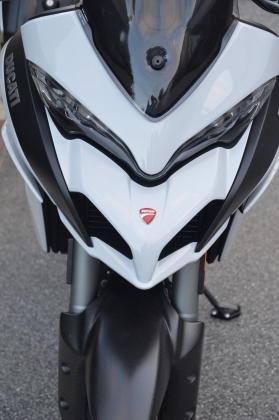 2015 Ducati Multistrada 1200s Sport Package