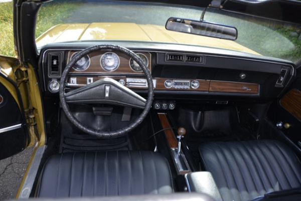 1972 Oldsmobile Cutlass 350 Rocket Convertible