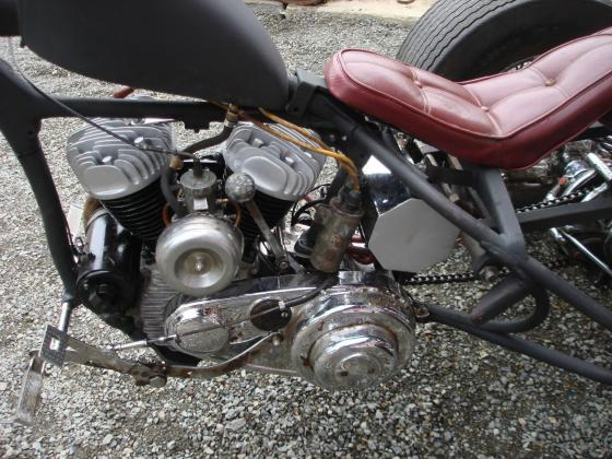1959 Harley-Davidson Custom Servi