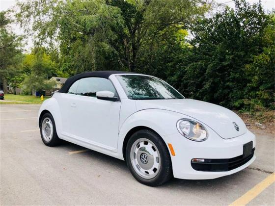 2015 Volkswagen Beetle 1.8L Turbo