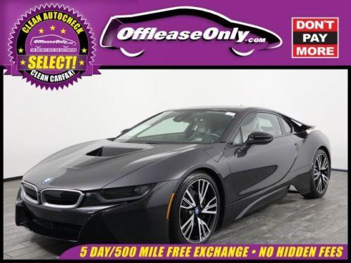 2015 BMW i8 Mega Hybrid Coupe AWD