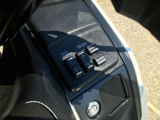 2012 Honda Gold Wing GL1800 Low Miles