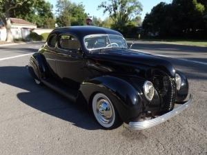 1938 Ford Deluxe Coupe Original Prewar Custom