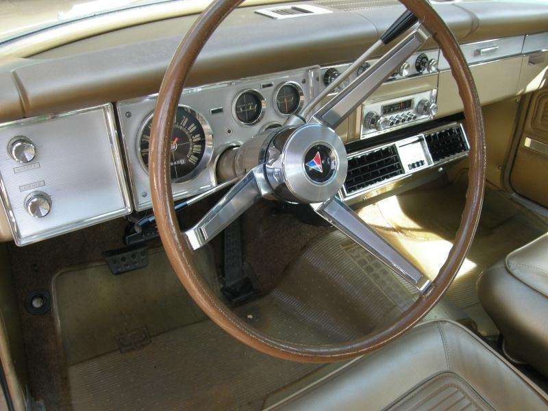 Cars - 1964 Plymouth Barracuda A/C Coupe True Survivor