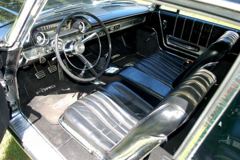 Cars 1963 Ford Galaxie 500 Xl G Code 406 Cid 405hp Xl