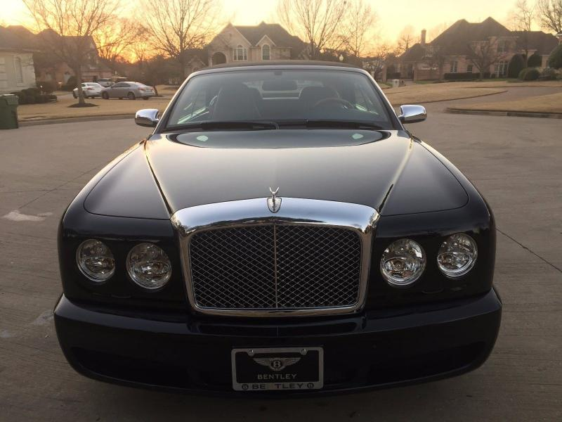 2008 Bentley Azure T related infomation,specifications ...