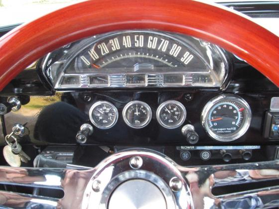 1956 Ford F-100 Pickup 350