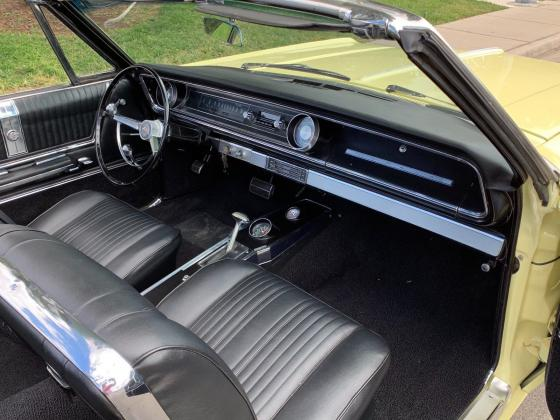1966 Chevrolet Impala SS Convertible 327 V8